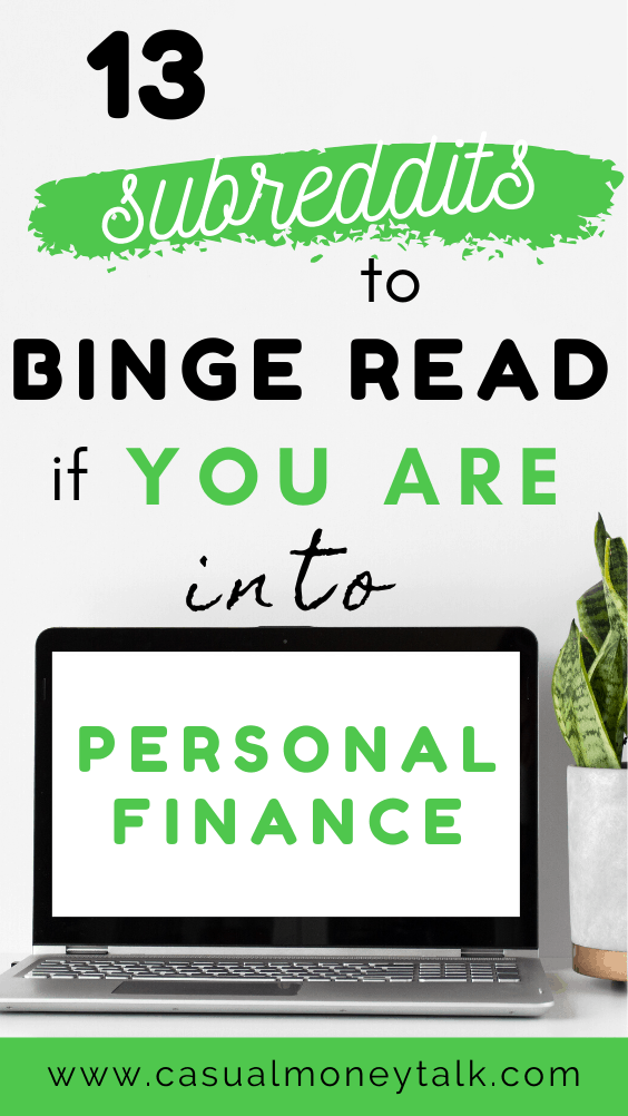 13 Subreddits to Binge Read If You're Into Personal Finance