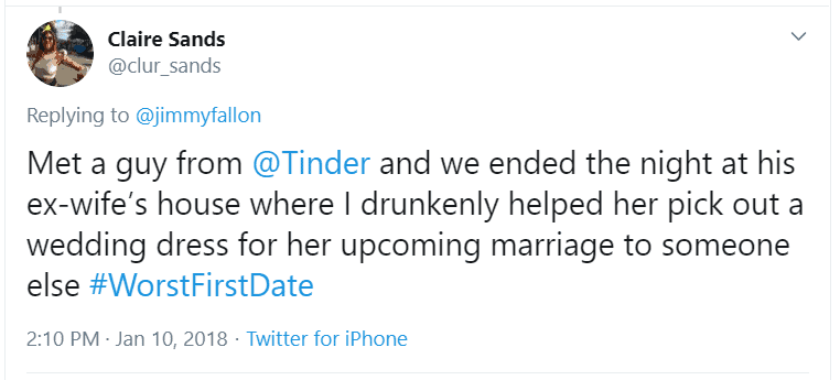 Awful First Date