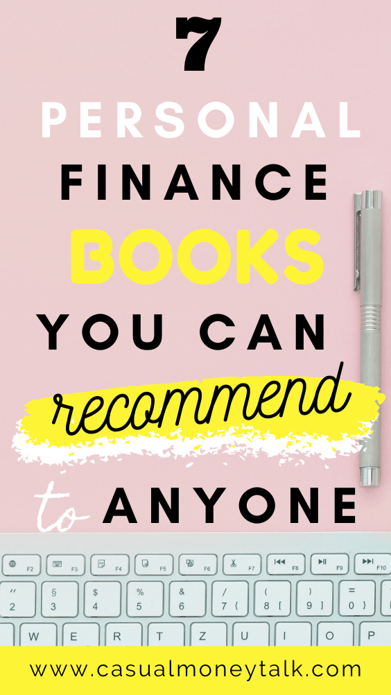 7 Personal Finance Books You Can Recommend To Anyone