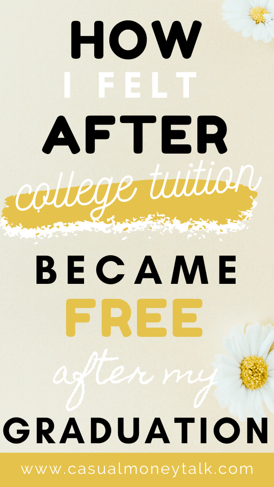 College Tuition Became Free the Year After I Graduated. Here's How That Felt